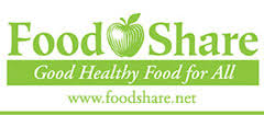 FoodShare is a non-profit organization that works with communities and schools to deliver healthy food and food education